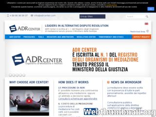 Adrcenter.com   ADR Center SpA