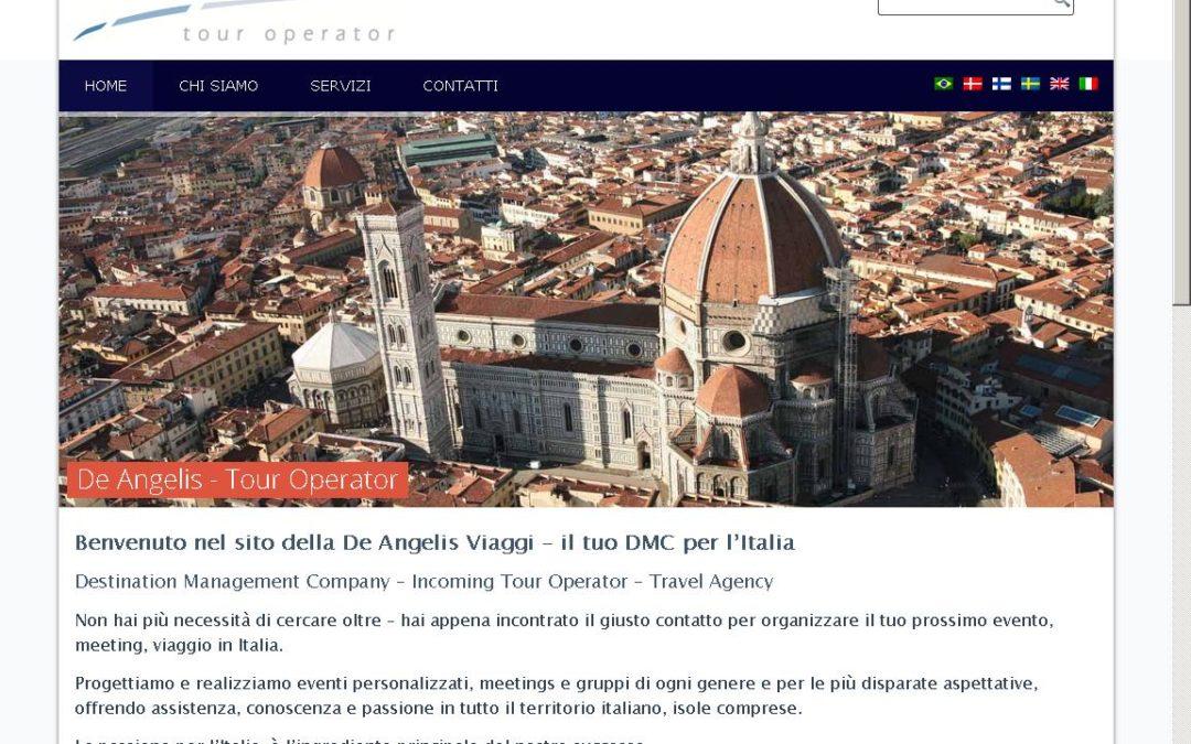 De Angelis Viaggi | DAV Srl