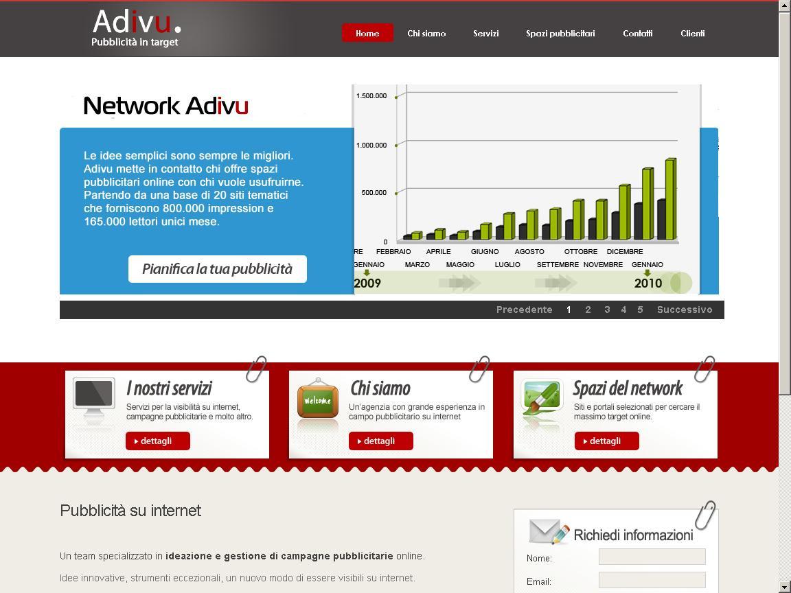 Adivu | Wdr1 Group Srl | DEA Marketing Srl