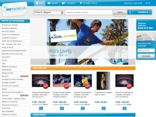 MyMarket.ch | AnderGroup | Flash Design