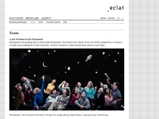 Eclat | AnderGroup | Flash Design