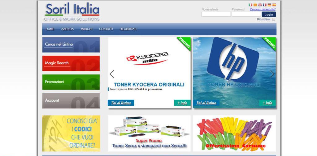 SorilItalia.com | Soril Italia Srl