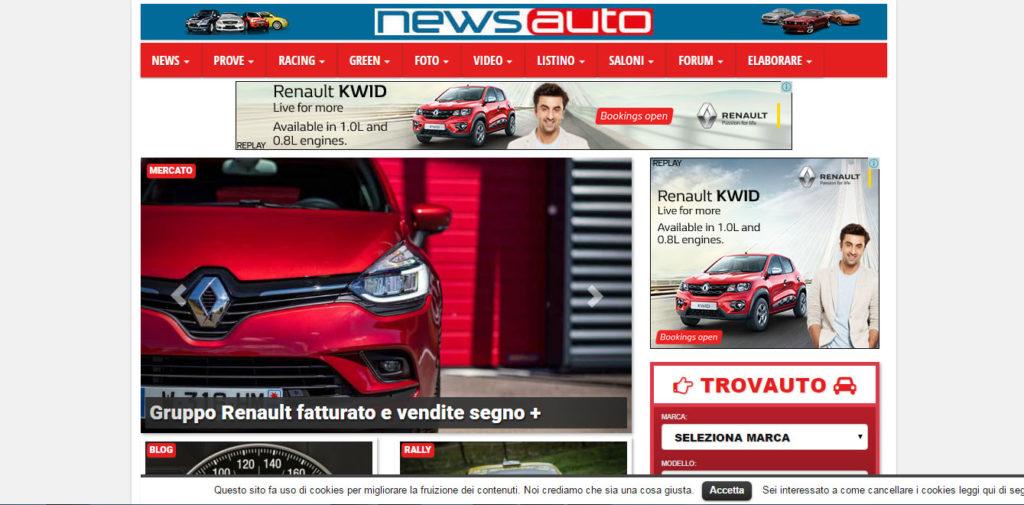 ECO Car Online | Euro Sport Editoriale Srl