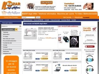 BazardegliAffari | Mascia sas | Sviluppo gestionale ecommerce